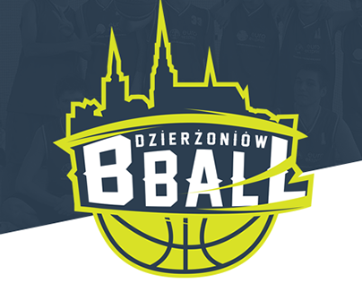 Redesign B-BALL identity
