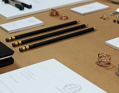 Branding and UI for La Bijou Belle