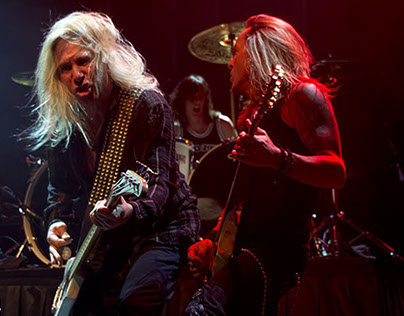 Slaughter & Great White 8-29-14