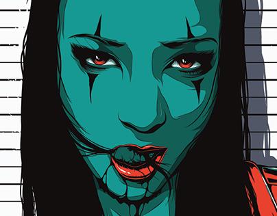 INMATE #86 - Lisha Karloff