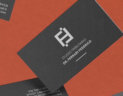 Branding Identity / Business Consultant F.F.