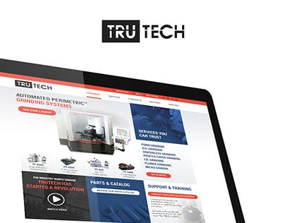 TruTech Web Design and UX