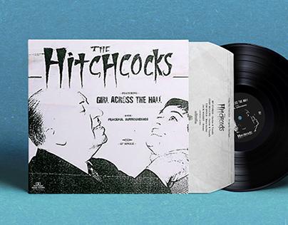 The Hitchcocks - Throwback Album Cover