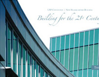 USP grand opening brochure - award winning