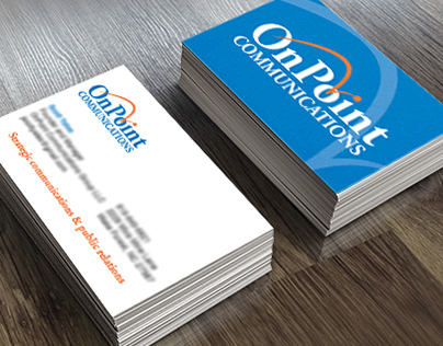 Logo and Business Cards