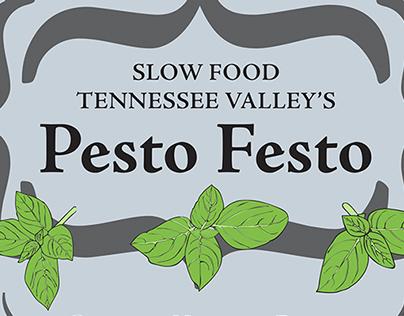 Pesto Festo Handbill, Flyer, and Poster