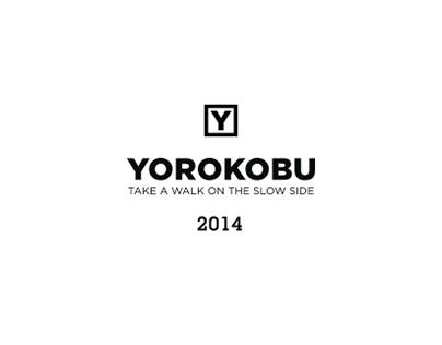 YOROKOBU MAG 2014