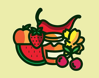 Ingredients Menu for Strizzi Garden