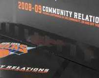 New York Knicks Community Relations Book