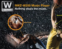 SONY WALKMAN CAMPAIGN