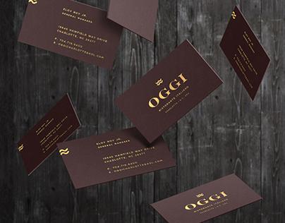 OGGI Italian Restaurant