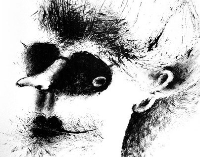 drawings  trembling hand, рисунки дрожащей рукой