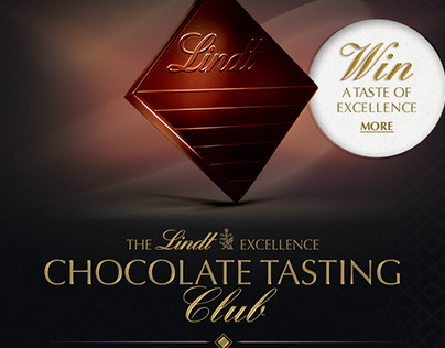 The Lindt Excellence Chocolate Tasting Club