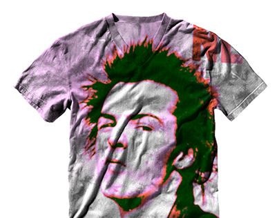 Decency Clothing T-Shirt Design (Hollywood Icon Series)