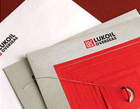 Lukoil post card