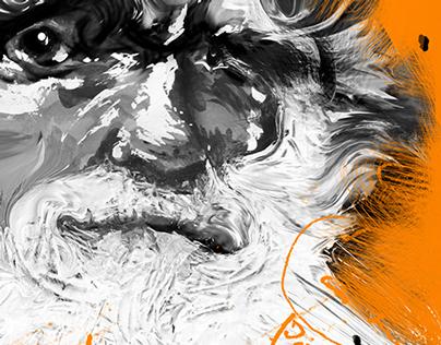 Charles Darwin Poster