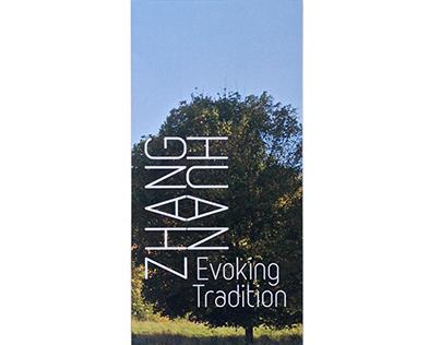 Zhang Huan: Evoking Tradition brochure