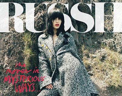 Anna Schiffel // Russh Magazine | September 2014