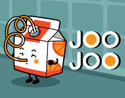 JOO JOO - Animated Sticker Pack for WeChat