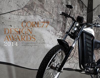 SUDACA Core77 Awards