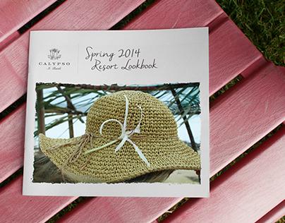 Calypso St. Barth Spring 2014 Resort Lookbook