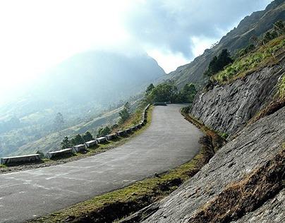 A Drive in the Clouds