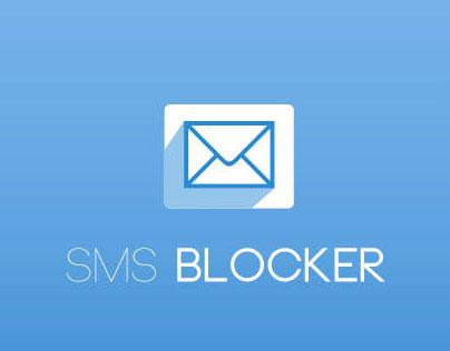 SMS blocker Logo concepts