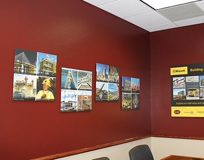 Pittsburg State University Display, 2014