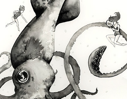 Giant Squid - Part 1 of 3