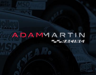 Adam Martin Racing - Identity