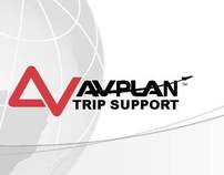 Avplan:  Brand Creation, Logo Design, Brand Image