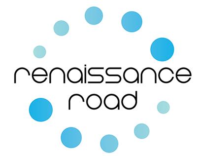 Renaissance Road: logo progression