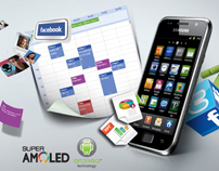 Samsung Corporate Promo Graphics 2011