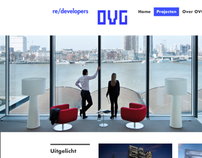 OVG re/developers Web Design