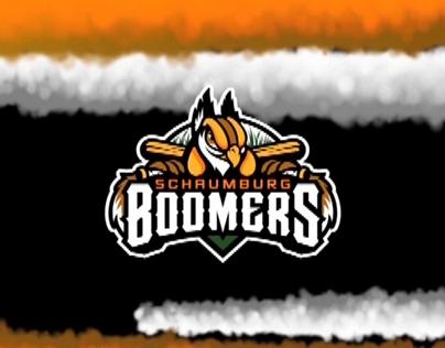 2014 Schaumburg Boomers Game Intro Video