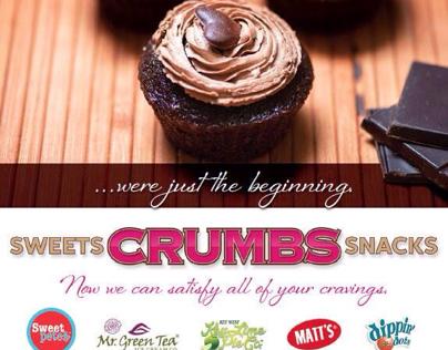 CRUMBS ad comps