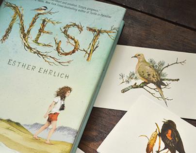 Nest cover design