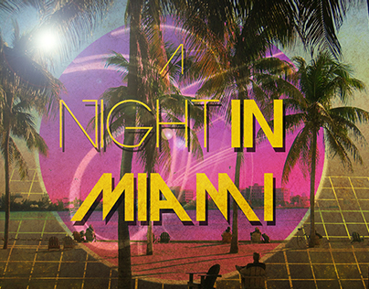 Digital Album series: A night at..