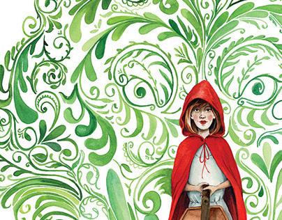 Cartes postales de Stéphane Lauzon illustration