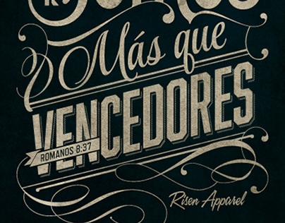 Mas que vencedores | Victorious - t-shirt