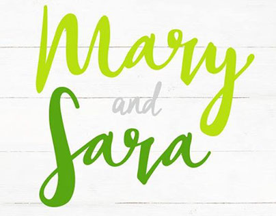 Mary and Sara Brand Styling