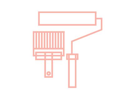Studio U Identity, Website and Icon Design