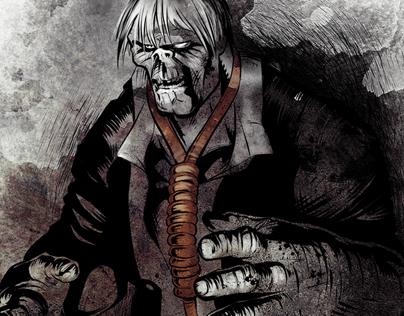 Solomon Grundy - Legion of Doom