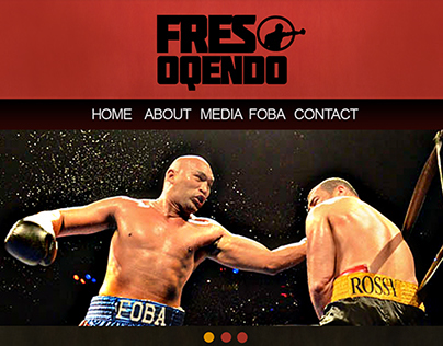 Fres Oquendo's personal site / coming soon!