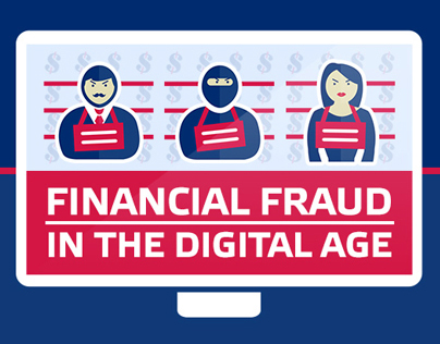 Financial Fraud in the Digital Age_Infographic