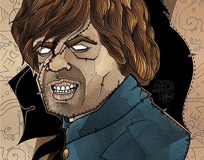 Tyrion Lannister    Desoqp Ink