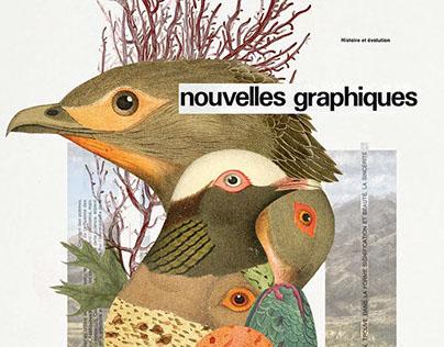Nouvelles Graphiques - Digital Collage 2014