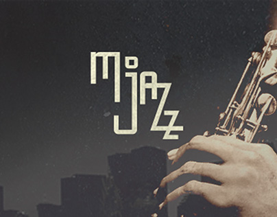 MO.Jazz   Museum Branding