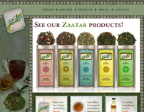Zaatar Exotic Tea