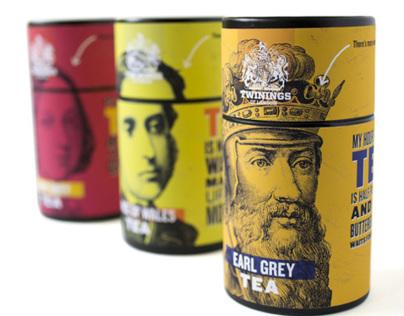 Twinings Tea Rebrand